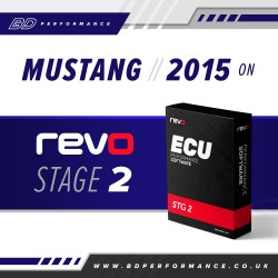 Revo Stage 2 Software - Ford Mustang 2015 on